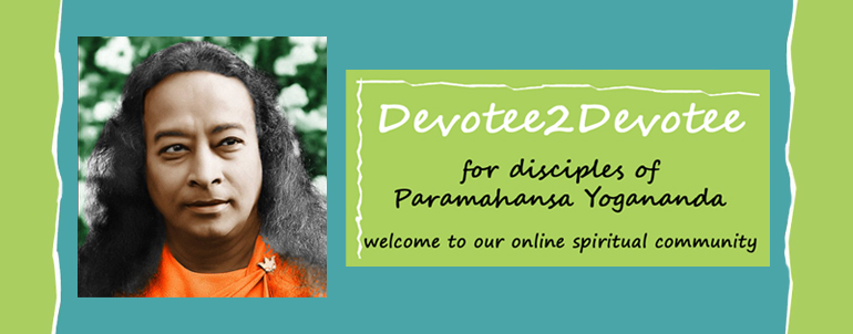 SRF/YSS Lecture Notes & Photos – Devotee2Devotee